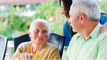 Residential Aged Care at Pam Corker